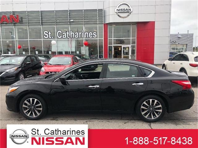2017 Nissan Altima 2.5 SV w/FEB & PFCW (Stk: P-2085) in St. Catharines - Image 1 of 22