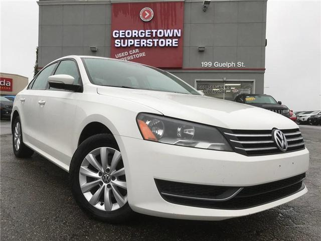 2013 Volkswagen Passat 2.5L Trendline | HEATED SEATS | POWER OPTIONS (Stk: DR337A) in Georgetown - Image 2 of 21