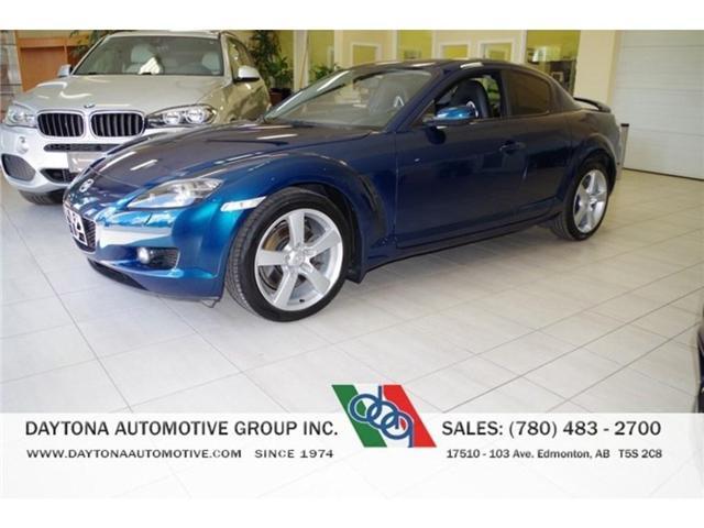 2007 Mazda RX-8 ONLY 86, 000KMS! 6 SPD (Stk: 8297) in Edmonton - Image 1 of 19