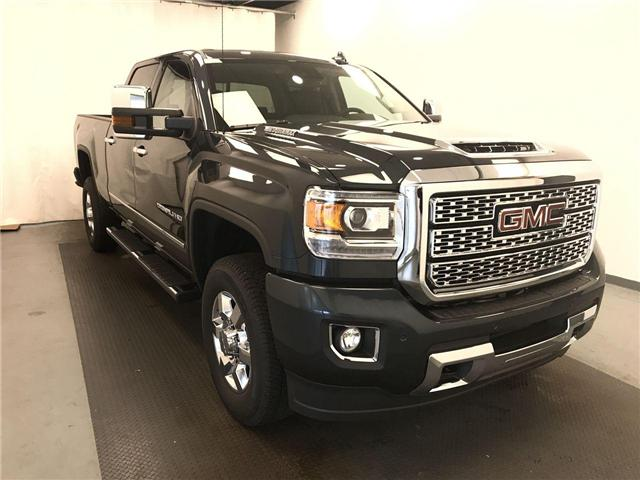 2019 GMC Sierra 3500HD Denali (Stk: 196787) in Lethbridge - Image 2 of 19