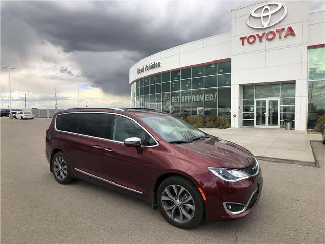 2017 Chrysler Pacifica Limited (Stk: 284198) in Calgary - Image 1 of 18