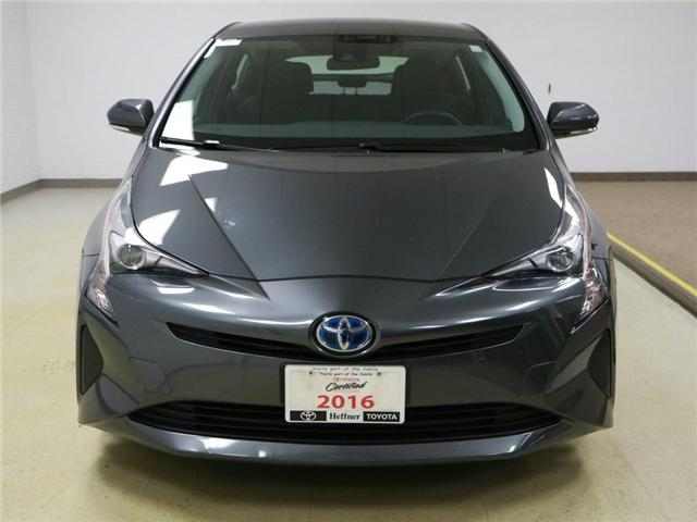 2016 Toyota Prius Base (Stk: 186060) in Kitchener - Image 7 of 20