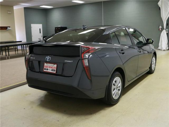2016 Toyota Prius Base (Stk: 186060) in Kitchener - Image 9 of 20