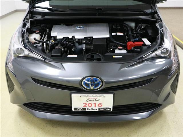 2016 Toyota Prius Base (Stk: 186060) in Kitchener - Image 19 of 20