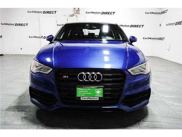 2016 Audi S3 2.0T Technik (Stk: CN5264) in Burlington - Image 2 of 30