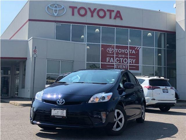 2015 Toyota Prius Base (Stk: 18666A) in Bowmanville - Image 1 of 18