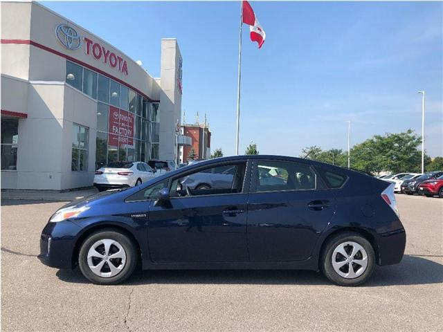 2015 Toyota Prius Base (Stk: 18666A) in Bowmanville - Image 2 of 18