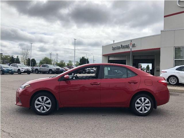 2016 Toyota Corolla LE (Stk: P2153) in Bowmanville - Image 2 of 17