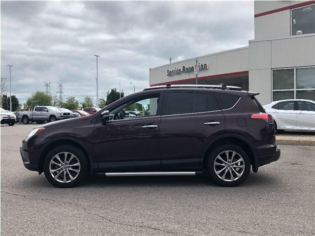 2016 Toyota RAV4 Limited (Stk: 18646A) in Bowmanville - Image 2 of 22
