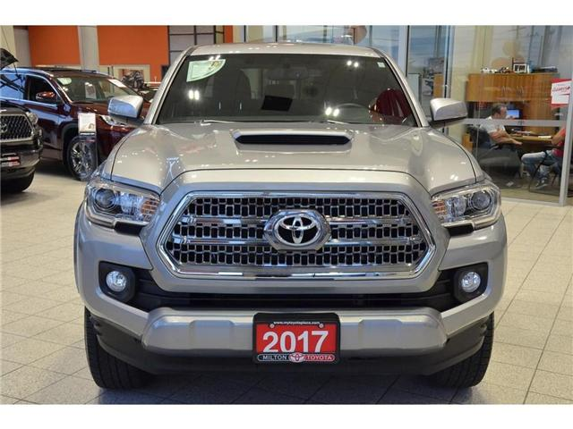 2017 Toyota Tacoma  (Stk: 015216) in Milton - Image 2 of 41