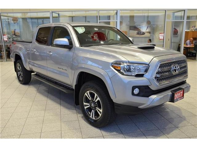 2017 Toyota Tacoma  (Stk: 015216) in Milton - Image 3 of 41