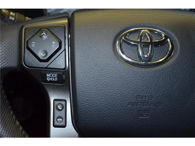 2017 Toyota Tacoma  (Stk: 015216) in Milton - Image 20 of 41