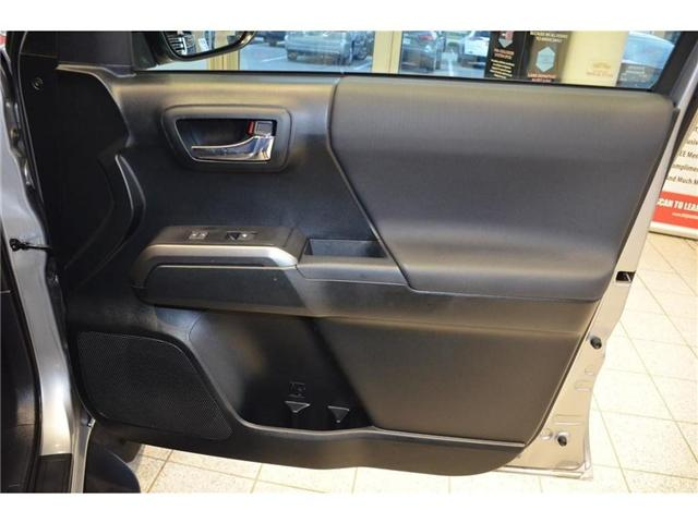 2017 Toyota Tacoma  (Stk: 015216) in Milton - Image 29 of 41