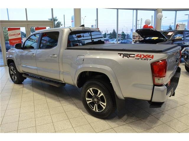 2017 Toyota Tacoma  (Stk: 015216) in Milton - Image 36 of 41