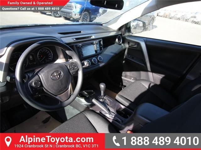 2018 Toyota RAV4 LE (Stk: W824730) in Cranbrook - Image 9 of 18