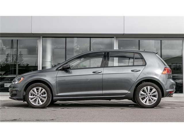 2017 Volkswagen Golf 5-Dr 1.8T Comfortline 6sp at w/Tip (Stk: P12720AA) in Vaughan - Image 2 of 19