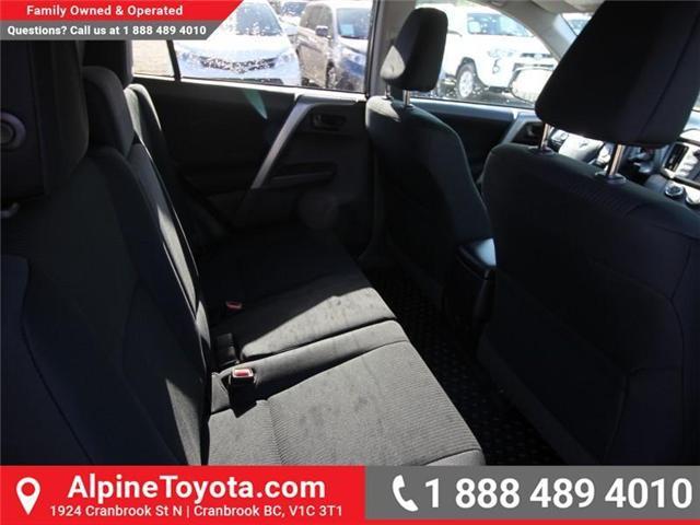 2018 Toyota RAV4 LE (Stk: W824922) in Cranbrook - Image 12 of 18