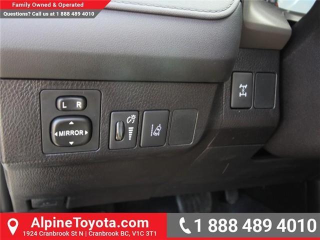 2018 Toyota RAV4 LE (Stk: W825244) in Cranbrook - Image 15 of 18