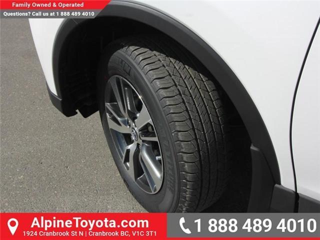 2018 Toyota RAV4 LE (Stk: W825244) in Cranbrook - Image 18 of 18
