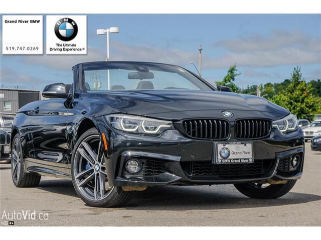 2018 BMW 440 i xDrive (Stk: PW4473) in Kitchener - Image 1 of 22