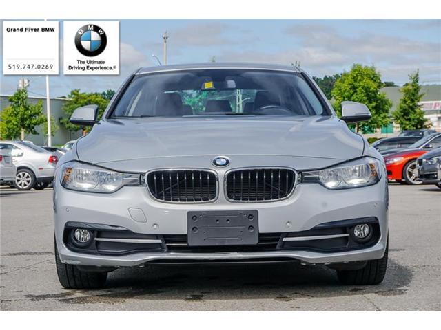 2016 BMW 320i xDrive (Stk: PW4475) in Kitchener - Image 2 of 22