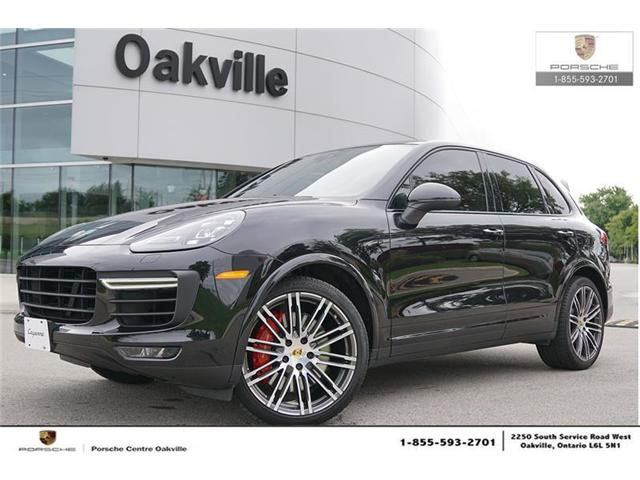 2017 Porsche Cayenne Turbo (Stk: 17888) in Oakville - Image 1 of 22