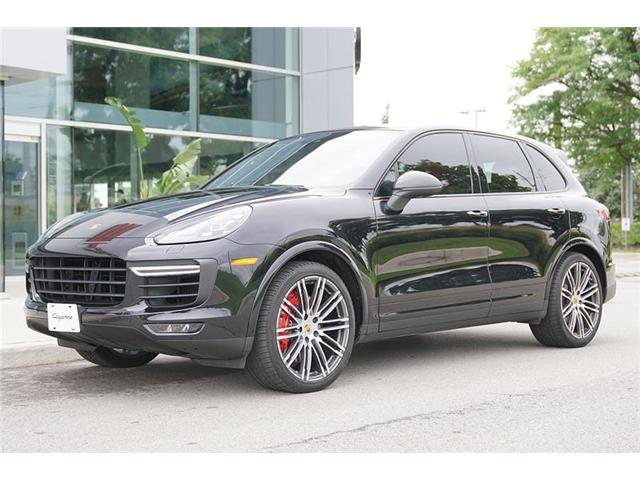 2017 Porsche Cayenne Turbo (Stk: 17888) in Oakville - Image 2 of 22