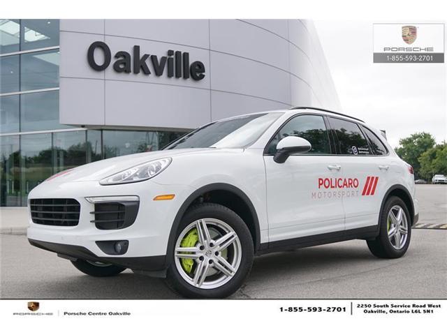 2017 Porsche Cayenne E-Hybrid S (Stk: 17946) in Oakville - Image 1 of 20