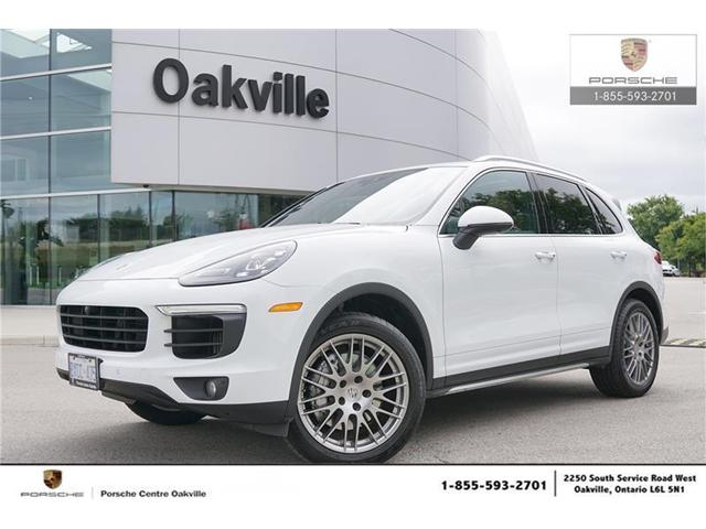 2017 Porsche Cayenne S (Stk: 17956) in Oakville - Image 1 of 18