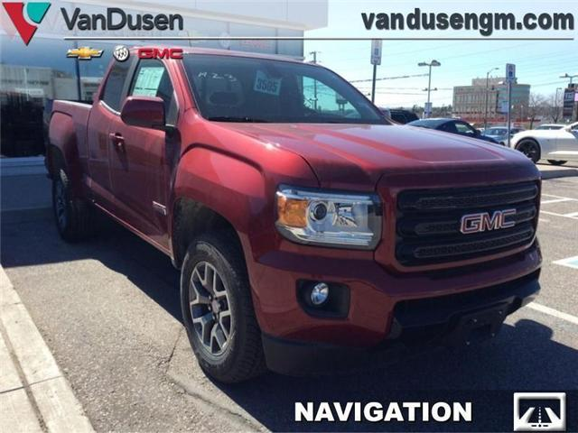 2018 GMC Canyon  (Stk: 183505) in Ajax - Image 1 of 23