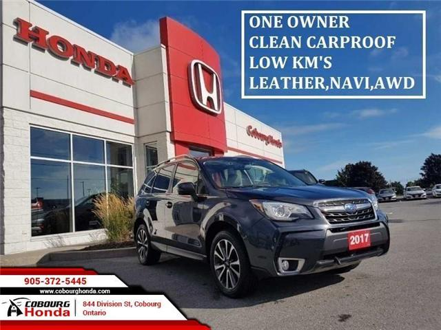 2017 Subaru Forester 2.0XT Limited (Stk: STK494932) in Cobourg - Image 1 of 15
