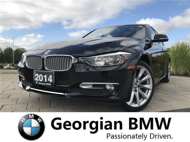 2014 BMW 320i xDrive (Stk: P1343) in Barrie - Image 1 of 20