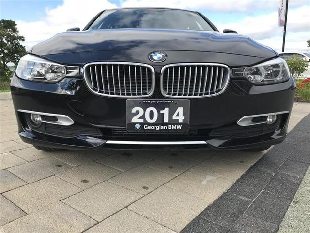 2014 BMW 320i xDrive (Stk: P1343) in Barrie - Image 2 of 20