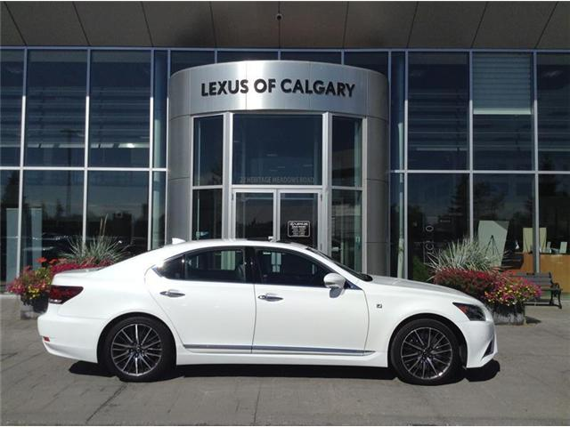 2016 Lexus LS 460 Base (Stk: 3841A) in Calgary - Image 1 of 14