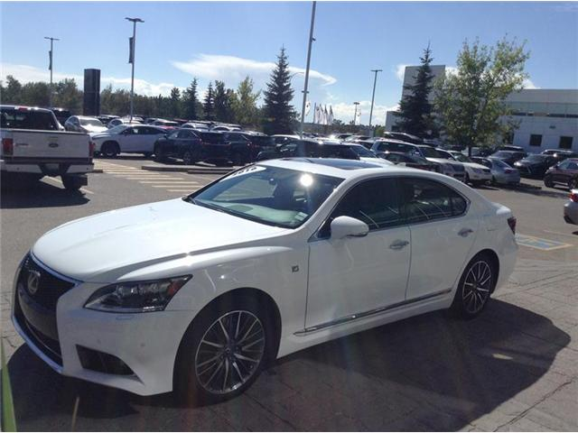 2016 Lexus LS 460 Base (Stk: 3841A) in Calgary - Image 4 of 14