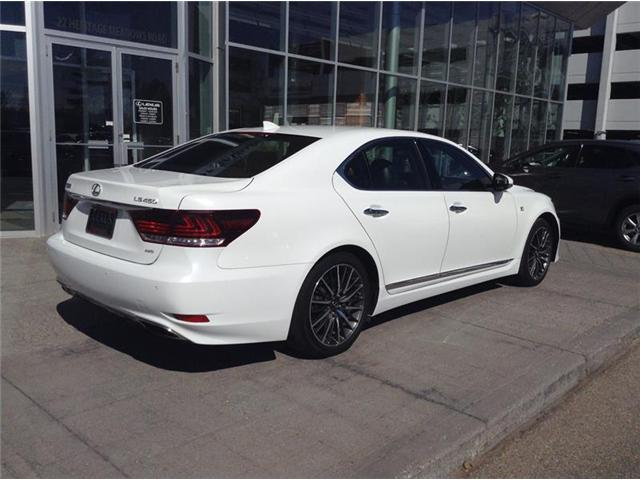 2016 Lexus LS 460 Base (Stk: 3841A) in Calgary - Image 6 of 14
