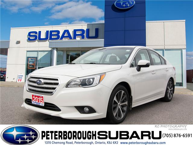 2015 Subaru Legacy 2.5i Limited Package (Stk: S3469A) in Peterborough - Image 1 of 21