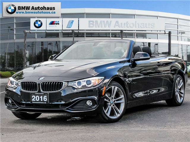 2016 BMW 428i xDrive (Stk: P8486) in Thornhill - Image 1 of 17