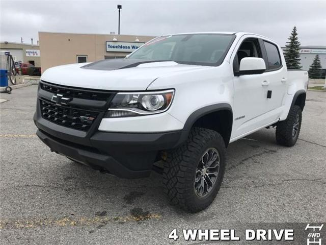 2019 Chevrolet Colorado ZR2 (Stk: 1121727) in Newmarket - Image 1 of 19