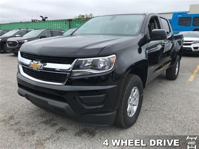 2019 Chevrolet Colorado WT (Stk: 1125147) in Newmarket - Image 1 of 19