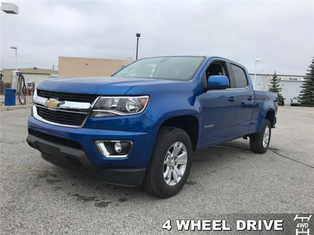 2019 Chevrolet Colorado LT (Stk: 1122641) in Newmarket - Image 1 of 19