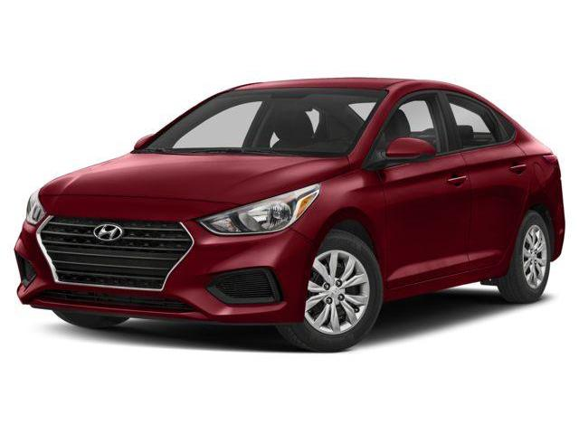 2019 Hyundai Accent Preferred (Stk: KE045639) in Mississauga - Image 1 of 9