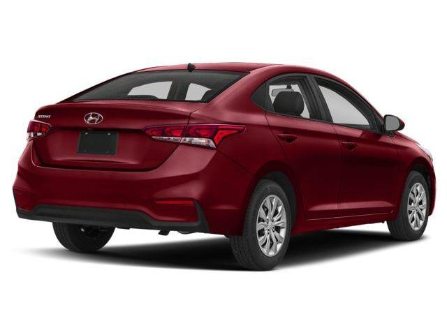2019 Hyundai Accent Preferred (Stk: KE045639) in Mississauga - Image 3 of 9