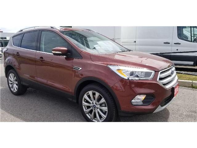 2018 Ford Escape Titanium (Stk: P8217) in Unionville - Image 1 of 21