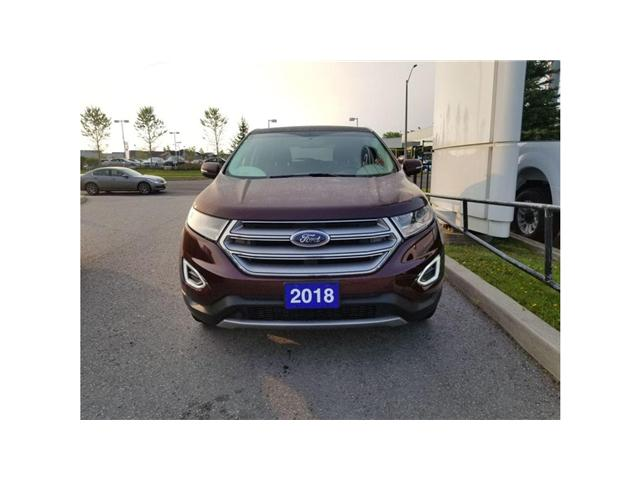 2018 Ford Edge Titanium (Stk: P8186) in Unionville - Image 2 of 22