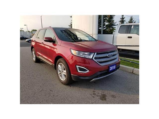 2018 Ford Edge SEL (Stk: P8188) in Unionville - Image 1 of 31