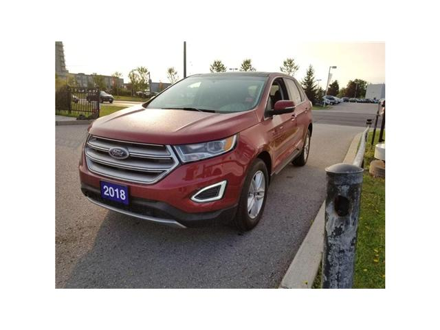 2018 Ford Edge SEL (Stk: P8188) in Unionville - Image 5 of 31