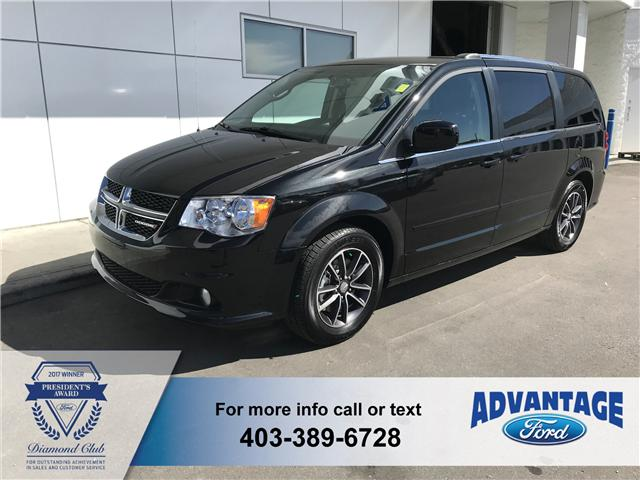 2017 Dodge Grand Caravan CVP/SXT (Stk: 5297) in Calgary - Image 1 of 19