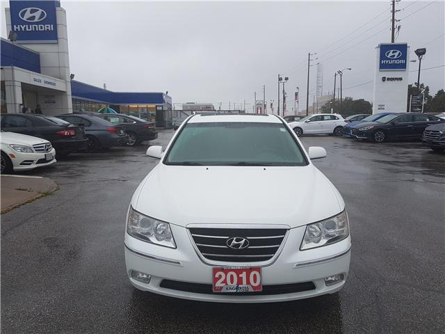 2010 Hyundai Sonata Limited (Stk: 26435B) in Scarborough - Image 2 of 12