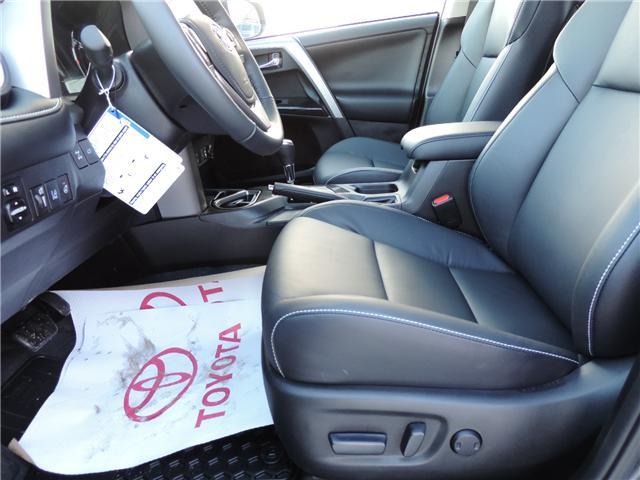 2017 Toyota RAV4 Limited (Stk: 173591) in Brandon - Image 9 of 26